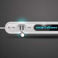 Create a Sleek and Stylish MP3 Player in Photoshop