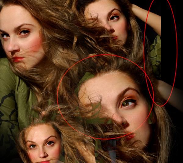 13 Montagem de quatro fotos no Photoshop photoshop