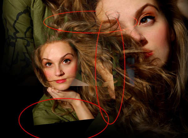 15 Montagem de quatro fotos no Photoshop photoshop