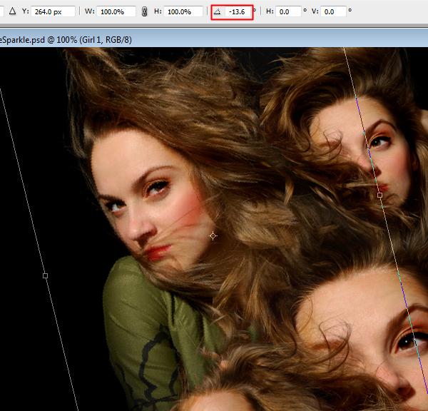 18 Montagem de quatro fotos no Photoshop photoshop