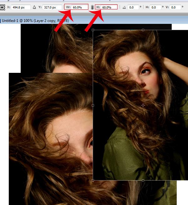 2 Montagem de quatro fotos no Photoshop photoshop