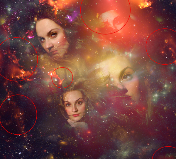26 Montagem de quatro fotos no Photoshop photoshop