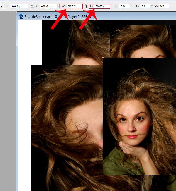 3 Montagem de quatro fotos no Photoshop photoshop