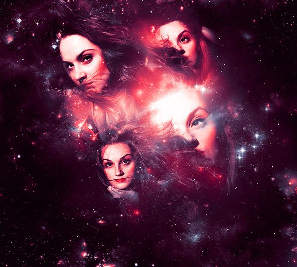 Final Montagem de quatro fotos no Photoshop photoshop