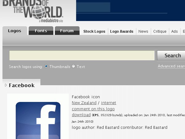 target logo eps. Facebook Logo in EPS or,