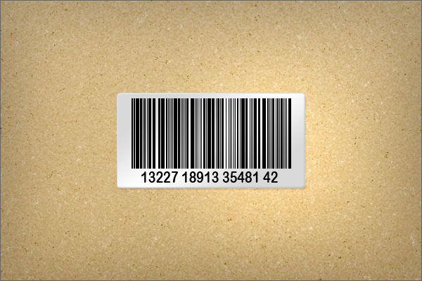 Quick Tip: Create a Barcode Sticker in Photoshop  Screencast