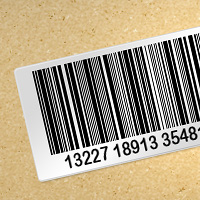 Create a Barcode Sticker in Photoshop