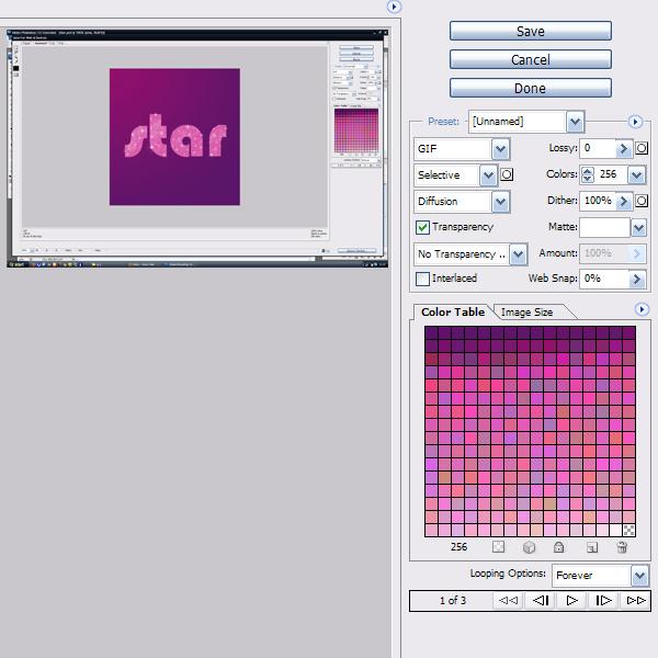 Học 5 Tạo Text Chuyển Động Nhấp Nháy trong Photoshop