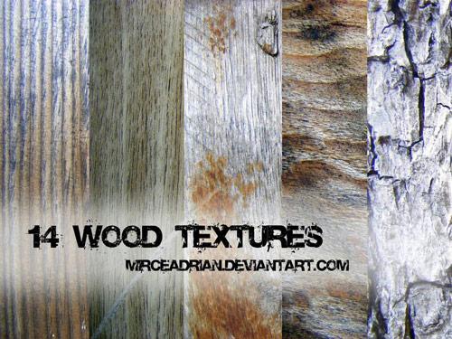 14 Wood Textures (14 Textures)