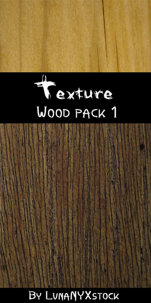 Wood Texture Pack 1 (6 Textures)