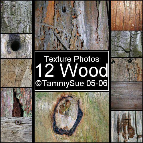 Wood Texture (12 Textures)