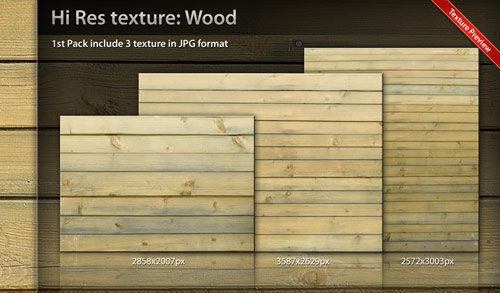 Texture Wood Pack 01 (3 Textures)