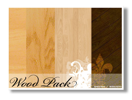 Wood Pack 1 (3 Textures)