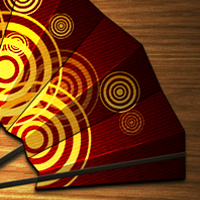 Create an Illustrated, Japanese Style Hand Fan in Photoshop