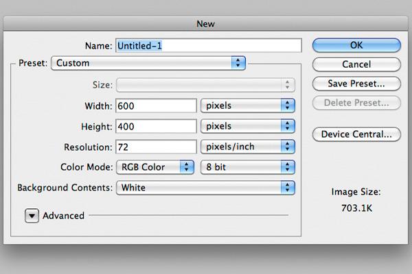 1 Hiệu Ứng 3D Text trong Photoshop: Chữ Glass