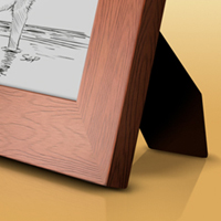 Create a Realistic Picture Frame With Photoshop – Psd Premium Tutorial