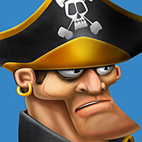 Draw a Pirate Character in Photoshop