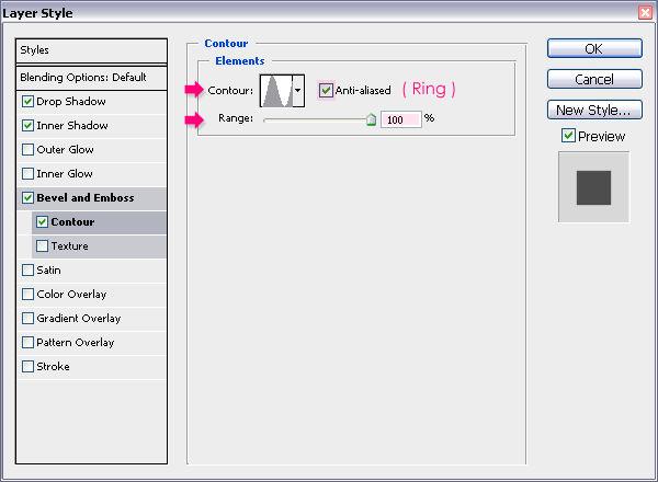 Step 3 4 Hướng Dẫn Photoshop: Hiệu Ứng Chữ Chất Lỏng