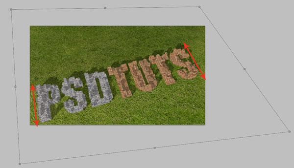 distort angles