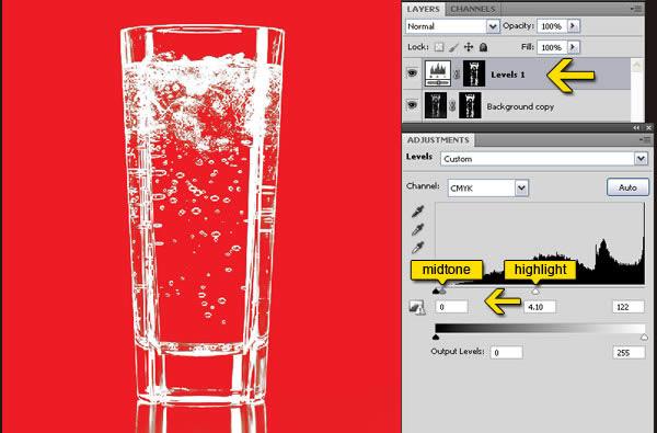 Học 23 Tạo Mask cho Các Yếu Tố Trong Suốt trong Photoshop