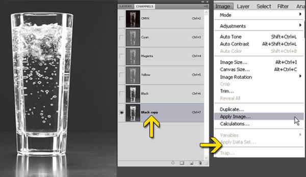 Как сделать окантовку фотошоп