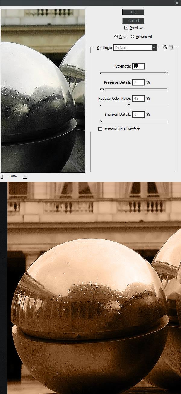 Học 14 Tạo Hiệu Ứng Chữ Đồng trong Photoshop