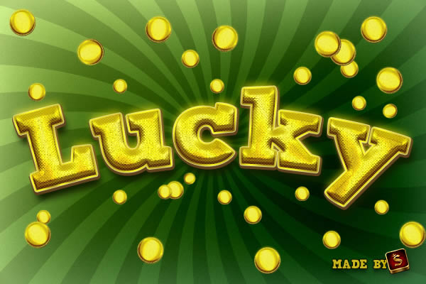 Quick Tip: Create a Gold Cartoon Text Effect in Photoshop Using Layer Styles