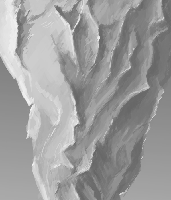 step2 3 1 - Create a Surreal Upside Down Mountain Painting in Photoshop