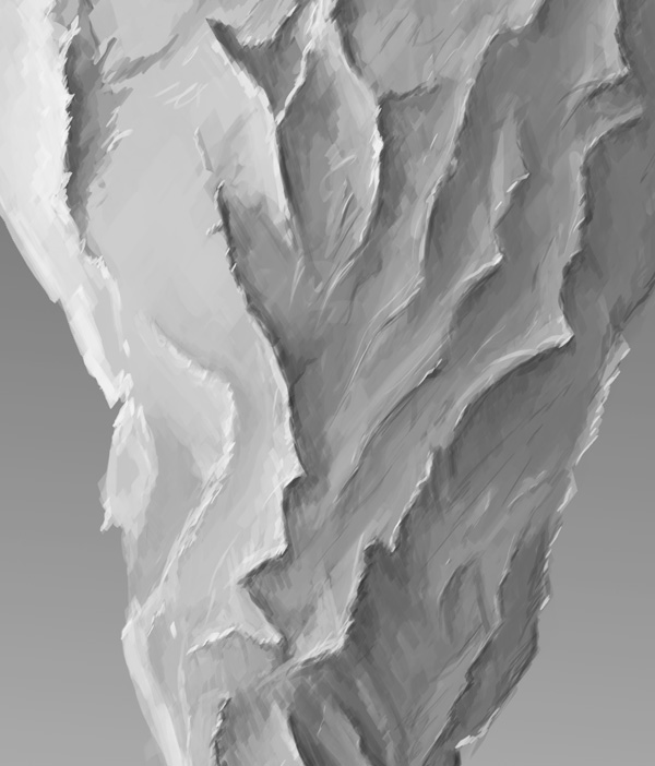 step2 4 1 - Create a Surreal Upside Down Mountain Painting in Photoshop