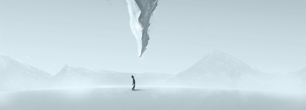 step4 3 - Create a Surreal Upside Down Mountain Painting in Photoshop