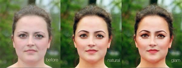 Создание реалистичного макияжа в фотошопе. Часть 2