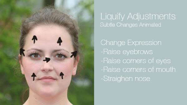 Создание реалистичного макияжа в фотошопе. Часть 1