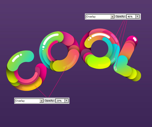 "37 Sử Dụng Paths Tạo Typography ""Cool"" trong Photoshop"