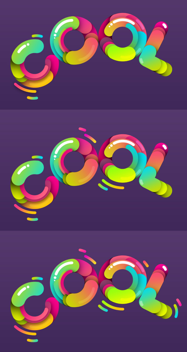 "38 Sử Dụng Paths Tạo Typography ""Cool"" trong Photoshop"