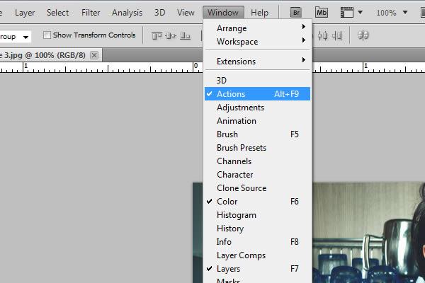 Học 1 Tạo Ánh Sáng Leaks và Hiệu Ứng Lomo trong Photoshop