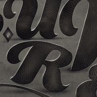 Create Detailed Vintage Typography with Illustrator and Photoshop