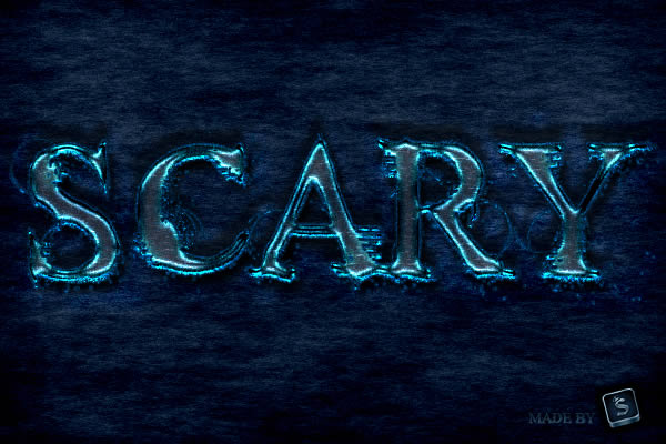 "Create a ""Scary"" Text Effect in Photoshop"