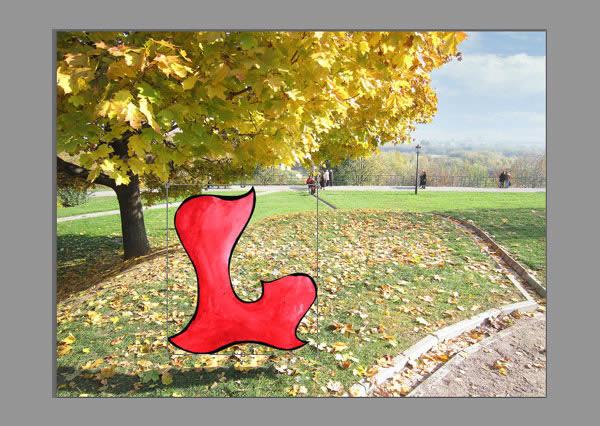 Học step003 3 Hiệu Ứng Text Mùa Thu với Photoshop CS6 Mở Rộng (P1)