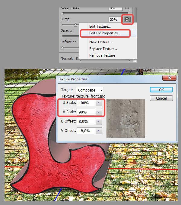 Học step006 2 Hiệu Ứng Text Mùa Thu với Photoshop CS6 Mở Rộng (P1)