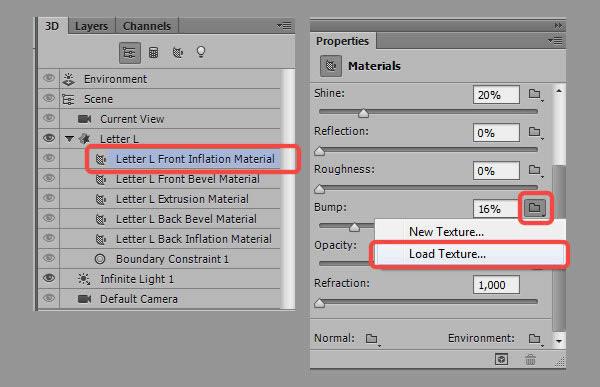Học step006 Hiệu Ứng Text Mùa Thu với Photoshop CS6 Mở Rộng (P1)