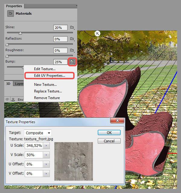 Học step007 2 Hiệu Ứng Text Mùa Thu với Photoshop CS6 Mở Rộng (P1)
