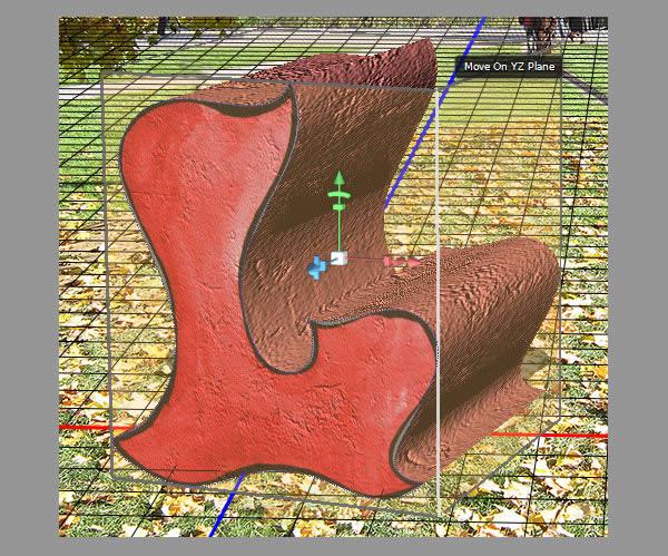 Học step008 2 Hiệu Ứng Text Mùa Thu với Photoshop CS6 Mở Rộng (P1)