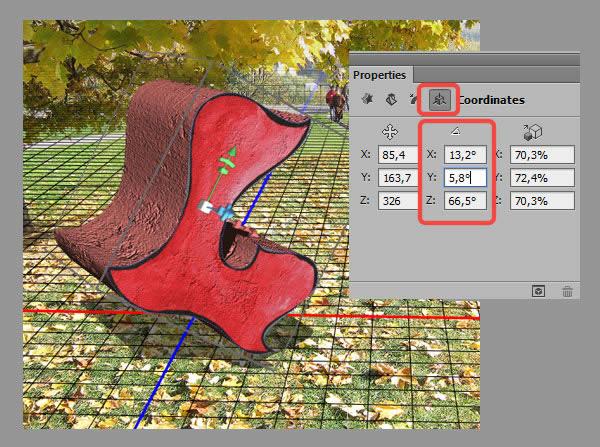 Học step008 3 Hiệu Ứng Text Mùa Thu với Photoshop CS6 Mở Rộng (P1)