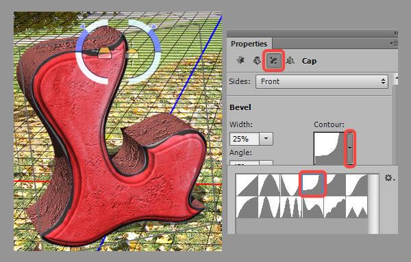 Học step010 2 Hiệu Ứng Text Mùa Thu với Photoshop CS6 Mở Rộng (P1)