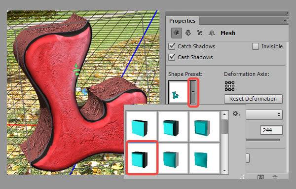 Học step010 Hiệu Ứng Text Mùa Thu với Photoshop CS6 Mở Rộng (P1)