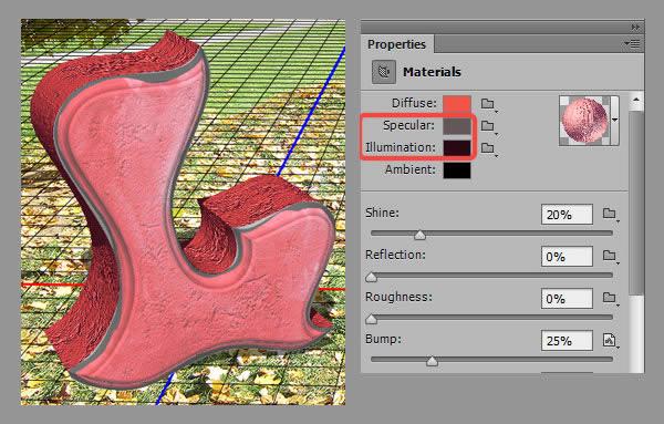 Học step011 2 Hiệu Ứng Text Mùa Thu với Photoshop CS6 Mở Rộng (P1)