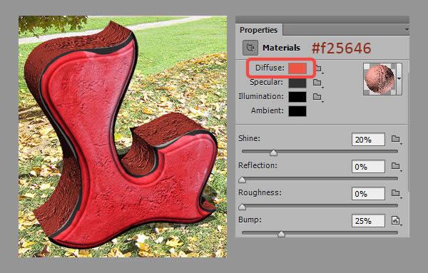 Học step011 Hiệu Ứng Text Mùa Thu với Photoshop CS6 Mở Rộng (P1)