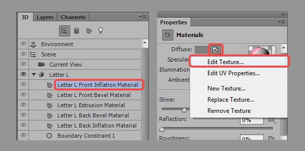 Học step014 Hiệu Ứng Text Mùa Thu với Photoshop CS6 Mở Rộng (P1)