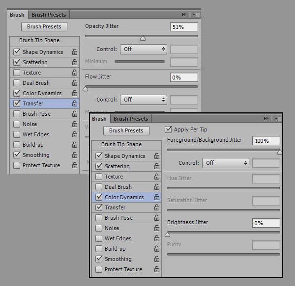 Học step019 2 Hiệu Ứng Text Mùa Thu với Photoshop CS6 Mở Rộng (P1)