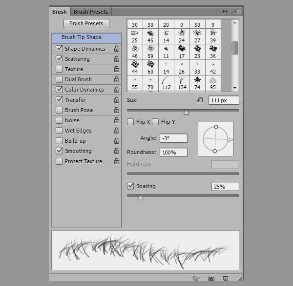 Học step019 4 Hiệu Ứng Text Mùa Thu với Photoshop CS6 Mở Rộng (P1)